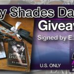 Signed Fifty Shades Giveaway with Swag!