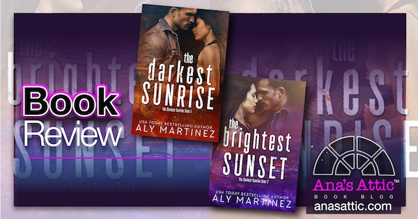 Book Review – The Darkest Sunrise Duet by Aly Martinez