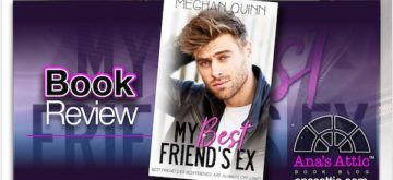 Book Review – My Best Friend's Ex by Meghan Quinn