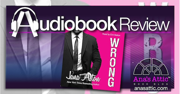 Audiobook Review – Wrong by Jana Aston