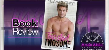 Book Review – Twisted Twosome by Meghan Quinn