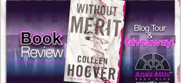 Blog Tour – Without Merit by Colleen Hoover