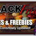 Thanksgiving Weekend Steals and Deals!
