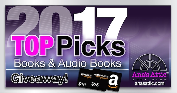 2017 Top Books and Audiobooks