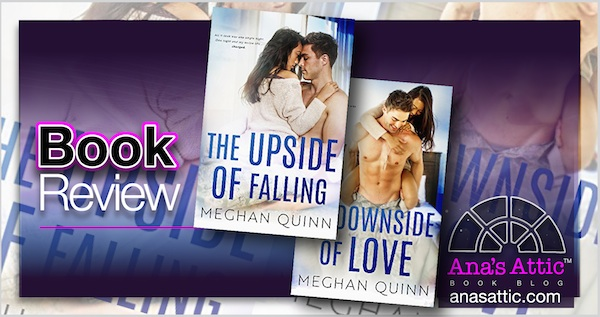 The Blue Line Duet by Meghan Quinn – Book Review