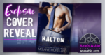 Exclusive Cover Reveal - Halton by Melanie Moreland