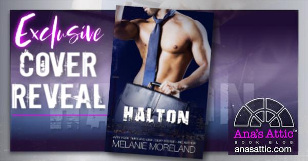 Exclusive Cover Reveal – Halton by Melanie Moreland