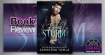Finding Storm by Samantha Towle - Book Review