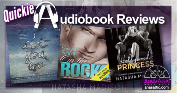 Quicky Audiobook Reviews