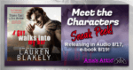 Meet the Characters of A Guy Walks Into My Bar by Lauren Blakely