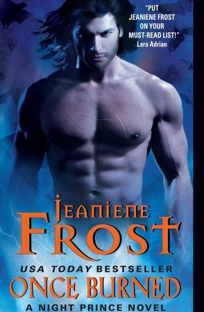 Review of Once Burned by Jeaniene Frost