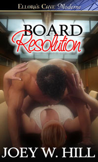Review of Board Resolution by Joey W Hill