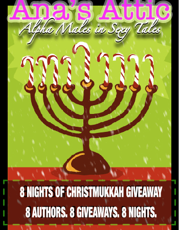 Chrismukkah 8 Day Holiday Giveaway at Ana's Attic