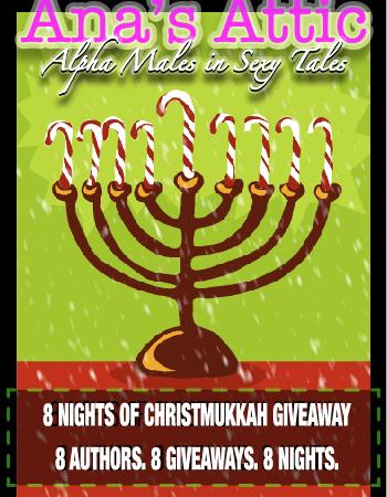 8 Nights of Christmukkah Night 8: Kristen Ashley