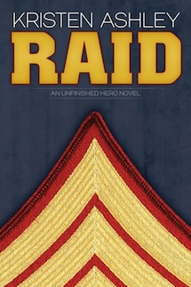 Raid (Unfinished Heroes 3) by Kristen Ashley Review