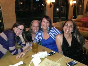 Scandal, Buffy (Liz), Tara and Ricki