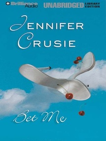Bet Me by Jennifer Crusie Review