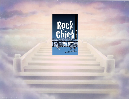 Stairway to Heaven (haha...get it? Rock Chicks?)