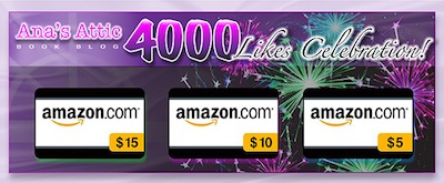 4,000 Facebook Likes Giveaway!