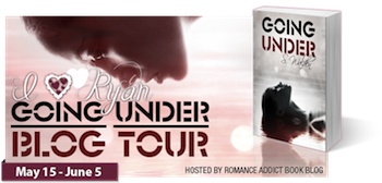 Going Under by S. Walden Review, Bonus Scene, Guest Post and Giveaway