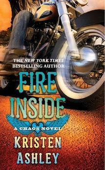 Fire Inside by Kristen Ashley Review and Giveaway