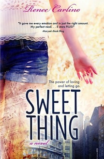 Sweet Thing by Renee Carlino Review and Giveaway