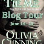 Tie Me by Olivia Cunning Blog Tour Review with Interview