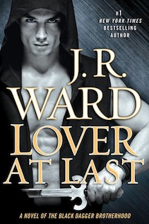 Review: Lover At Last (Black Dagger Brotherhood) by J.R. Ward