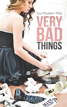 Very Bad Things by Ilsa Madden Mills Giveaway