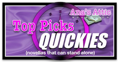 Top Picks: Quickies (Novellas and Short Stories)