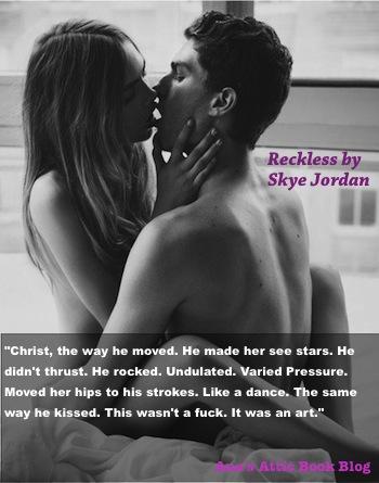 Reckless Skye Jordan