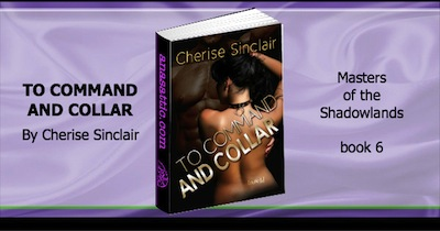 To Command and Collar by Cherise Sinclair Review