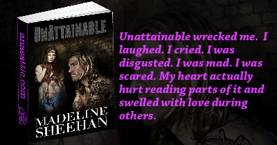 Unattainable by Madeline Sheehan Review