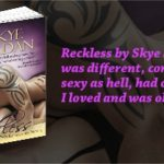 Review: Reckless by Skye Jordan with Giveaway
