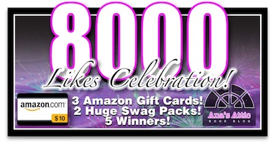 8,000 Likes Giveaway!