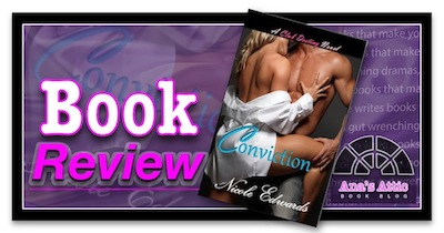 Book Review – Conviction (Club Destiny 1) by Nicole Edwards