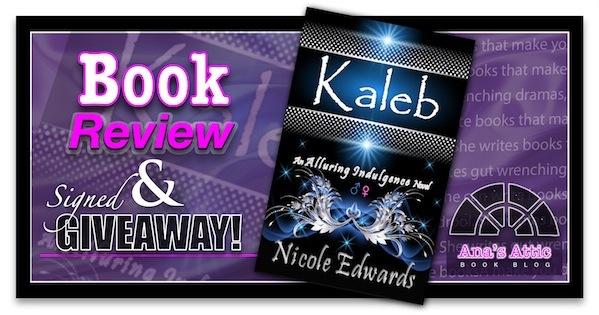 Kaleb Alluring Indulgence Nicole Edwards
