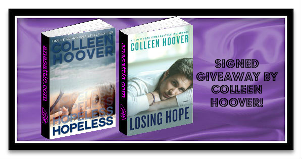 signed colleen Hoover