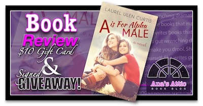 Book Review – A is For Alpha Male by Laurel Ulen Curtis