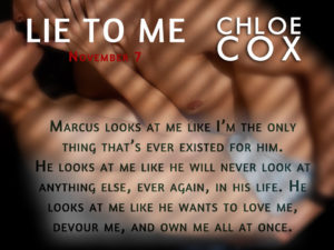 Lie To Me Chloe Cox