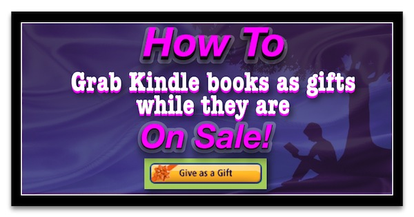 Give Kindle Book for Future Gifts