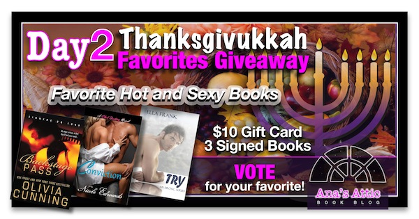 Ana's Favorite Hot and Sexy Books