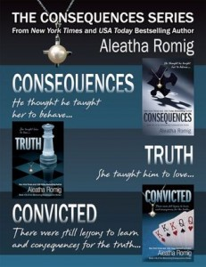 Consequences Aleatha Romig