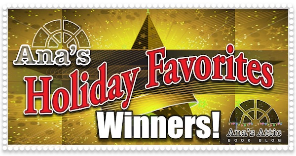 Ana's Holiday Favorites Winners