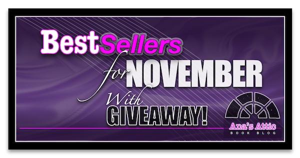 November 2013 Bestsellers