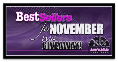 November 2013 Bestsellers Giveaway