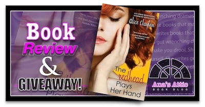 Book Review – The Redhead Plays Her Hand by Alice Clayton with Giveaway