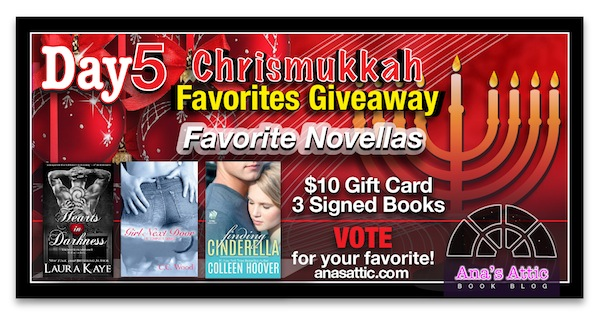 Chrismukkah Favorite Novellas