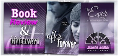 Book Review – After Forever (Ever Trilogy 2) by Jasinda Wilder with Arc Giveaway