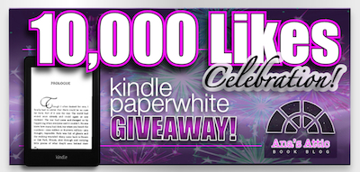 10,000 Facebook Likes Kindle Paperwhite Giveaway